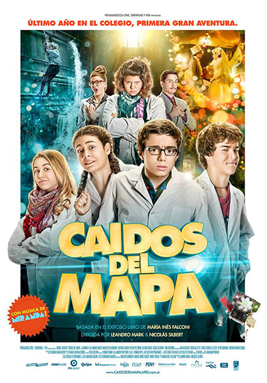 Caídos del Mapa (2013) - Released - VFX Design