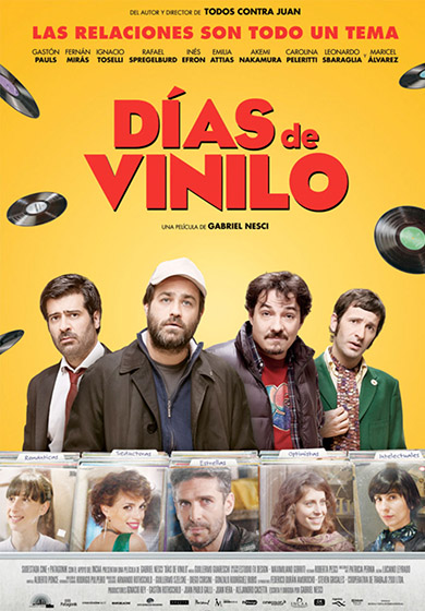 Días de Vinilo (2012) – Released - VFX Supervisor