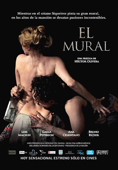 El Mural (2010) - Released - VFX Supervisor