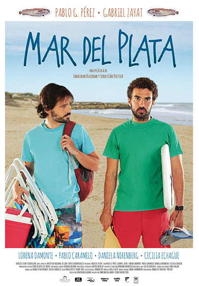 Mar del Plata (2012) - Released - VFX Supervisor